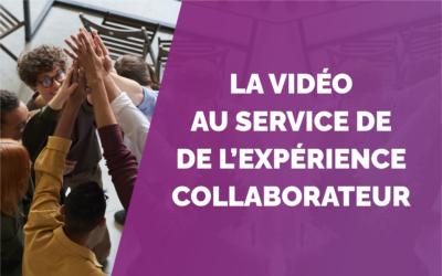 Comment la vidéo booste l'engagement collaborateur ?